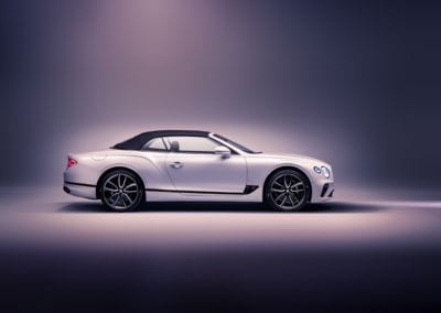 New Bentley Continental GT Convertible 0031