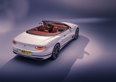New Bentley Continental GT Convertible 0032