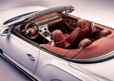 New Bentley Continental GT Convertible 0036