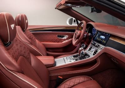 New Bentley Continental GT Convertible 0038
