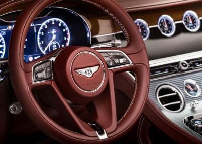 New Bentley Continental GT Convertible 0042