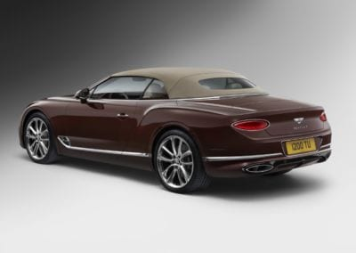 New Bentley Continental GT Convertible 0046