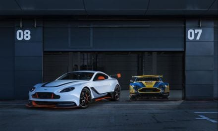 Aston Martin Vantage GT12 – One for the Track