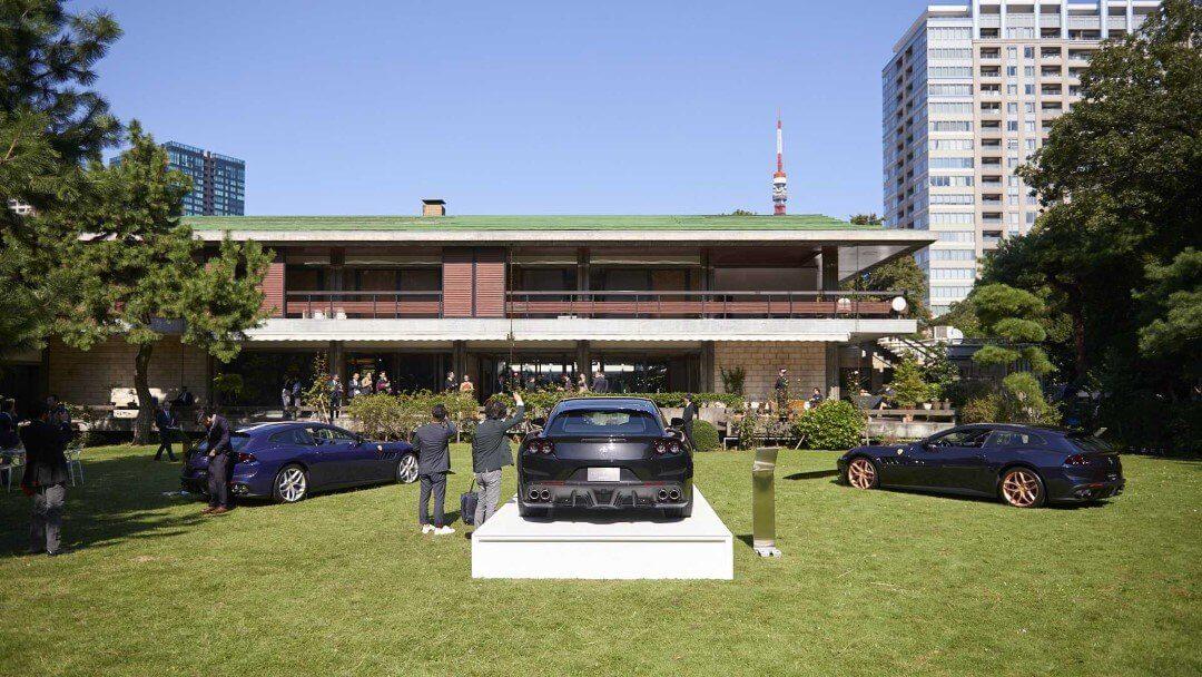 Ferrari Tailor Made Program for Japan