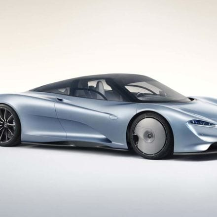 2018 McLaren Speedtail Wiki
