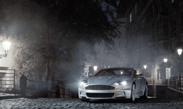 Aston Martin DBS V12 – A Pricey Performance Proposition