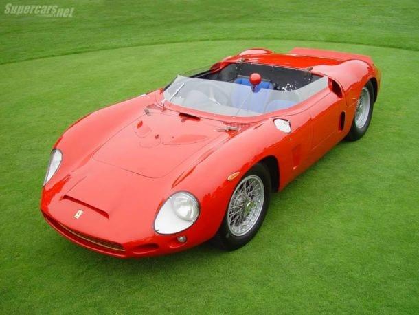 Ferrari 196 SP
