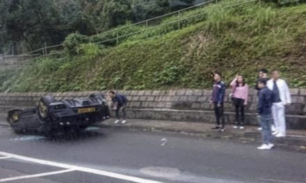Hong Kong Street Racing Crackdown Arrests