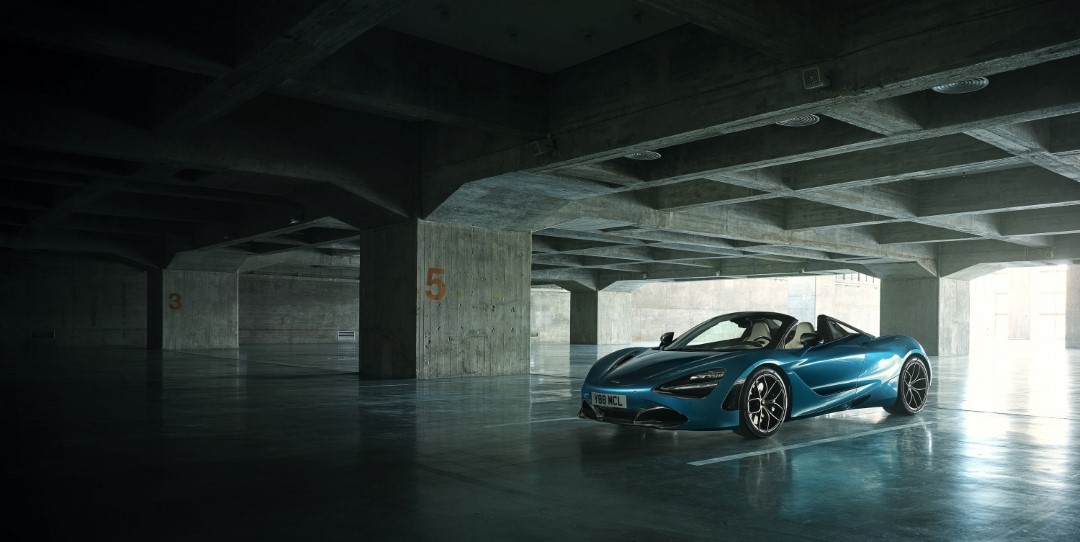 McLaren 720S Spider Sets New Standards