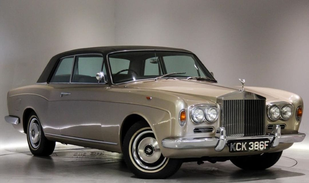 Rolls-Royce Silver Shadow – Shadow of a Cloud