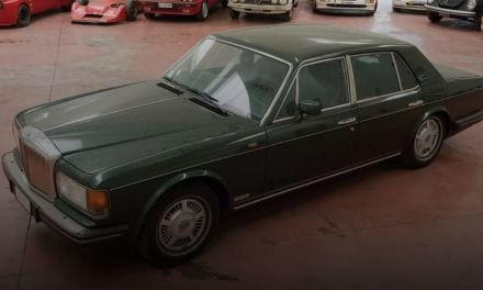 1980 Bentley Mulsanne – Bentley Returns to Its Racing Roots