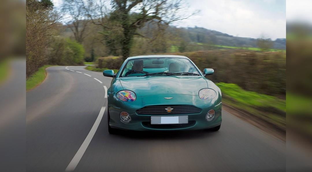Aston Martin DB7 – The Car that Saved Our Aston