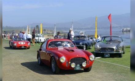 Ferrari 250 S – Ferrari Storms onto the Scene