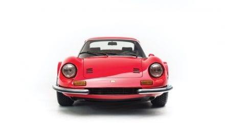 Ferrari Dino 246 GT – Power leads to Sales