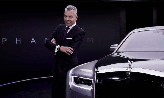 Highest Annual Sales in 115 Year History for Rolls-Royce Motors