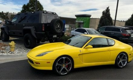 Is This the Most Ridiculous Modified Ferrari in the World?