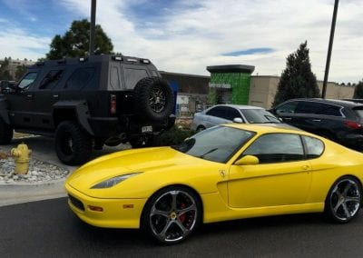 Most Ridiculous Modified Ferrari 456 0004