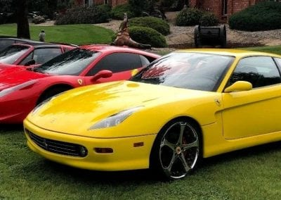 Most Ridiculous Modified Ferrari 456 0016