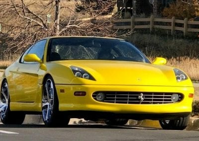 Most Ridiculous Modified Ferrari 456 0018