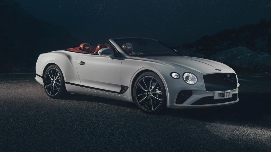 Bentley New Continental GT Convertible