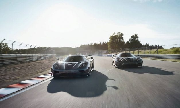 New Koenigsegg Set for Geneva Show Debut