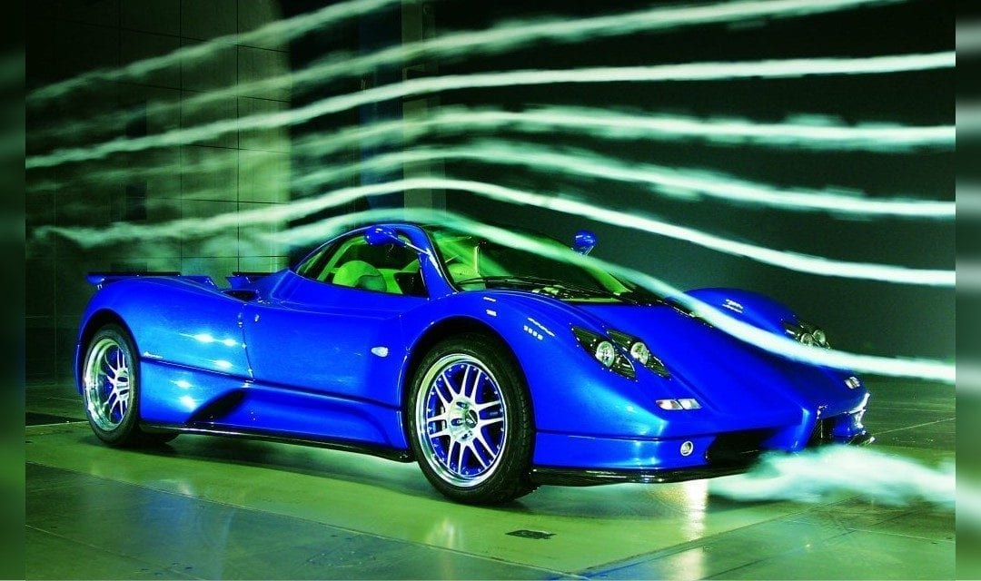 Pagani Zonda S – Thus Began the Long Zonda March of Progress