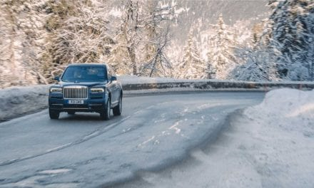 Rolls-Royce Cullinan to Open Ski Season at Luxury Courchevel 1850