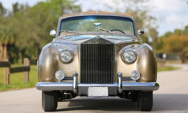 Rolls-Royce Silver Cloud – A Cloud to Outshine the Dawn