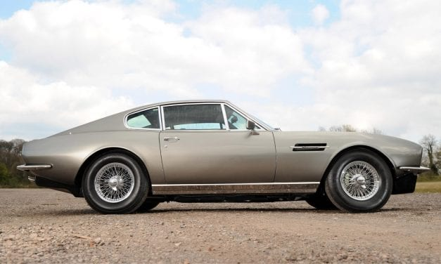 Aston Martin DBS – Bringing 60's Style to the Aston Line-up