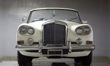 Bentley S3 – The Final S-Series Bentley