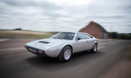 Ferrari Dino 308 GT4 – It's Really a Ferrari