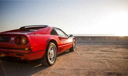 Ferrari 208 GTS Turbo – Breathing Some Life into the 208