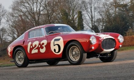 Ferrari 250 MM –  Born to Race the Mille Miglia