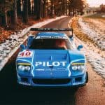 Ferrari F40 LM. One of 19. Two times Le Mans Participant. What could go wrong?
