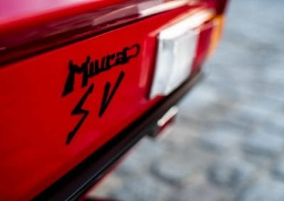 Miura SV Owned by Jean Todt 0010