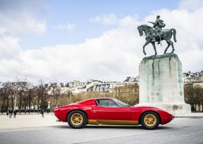 Miura SV Owned by Jean Todt 0033