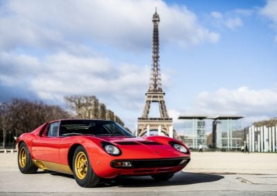 Miura SV Owned by Jean Todt 0035