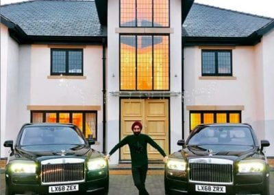 UK Multi Millionaire Entrepreneur Buys 6 New Rolls-Royce Supercartribe 0002