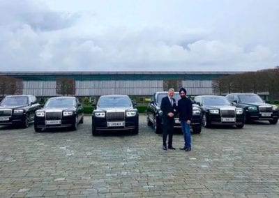 UK Multi Millionaire Entrepreneur Buys 6 New Rolls-Royce Supercartribe 0003