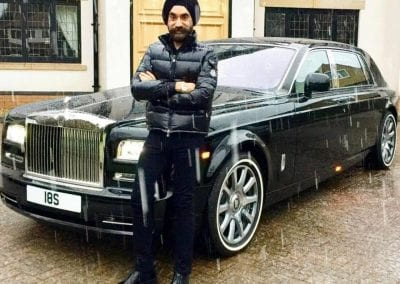 UK Multi Millionaire Entrepreneur Buys 6 New Rolls-Royce Supercartribe 0007
