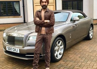 UK Multi Millionaire Entrepreneur Buys 6 New Rolls-Royce Supercartribe 0009