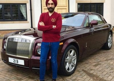 UK Multi Millionaire Entrepreneur Buys 6 New Rolls-Royce Supercartribe 0011