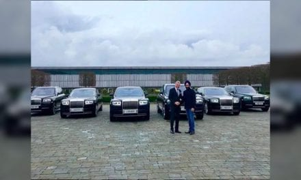UK Multi Millionaire Entrepreneur Buys 6 New Rolls-Royce