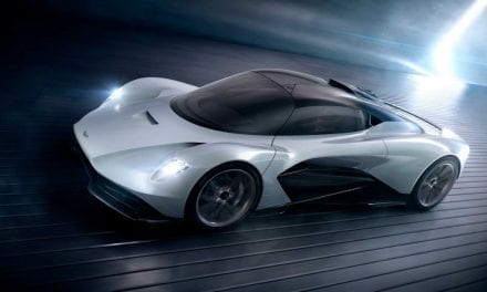 Aston Martin RB-003 Design Concept Shown at Geneva
