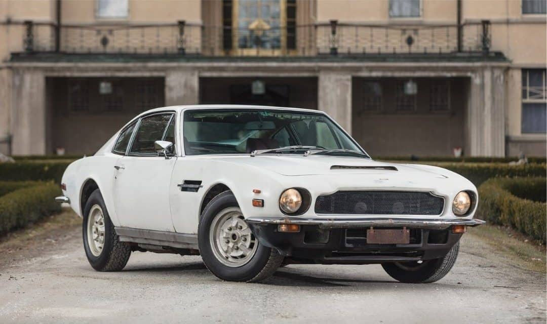Aston Martin V8 – The Two-Decade Wonder