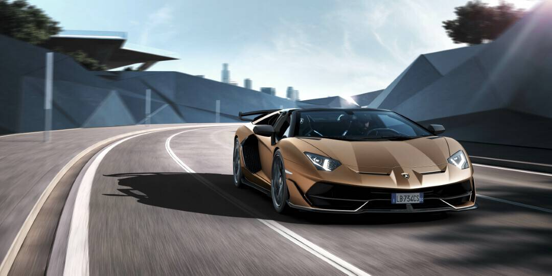 Lamborghini Launches Aventador SVJ Roadster at Geneva Show