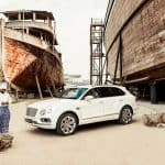 Bentley Collector's Model Inspired by Pearl Diving Heritage