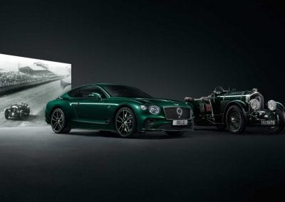 Bentley Continental GT No 9 Edition 0002
