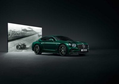 Bentley Continental GT No 9 Edition 0003