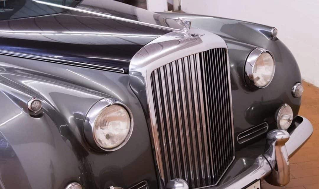 Bentley S2 – A Shiny New Engine – And More!